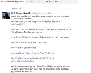 Info om Borgervernet Rogaland