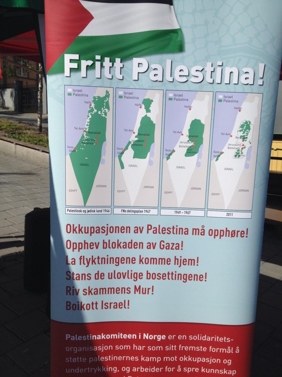 Fritt Palestina