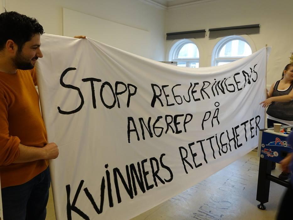 Ali Watti, paroleverksted i BIKS,  8.mars 2015, Bergen