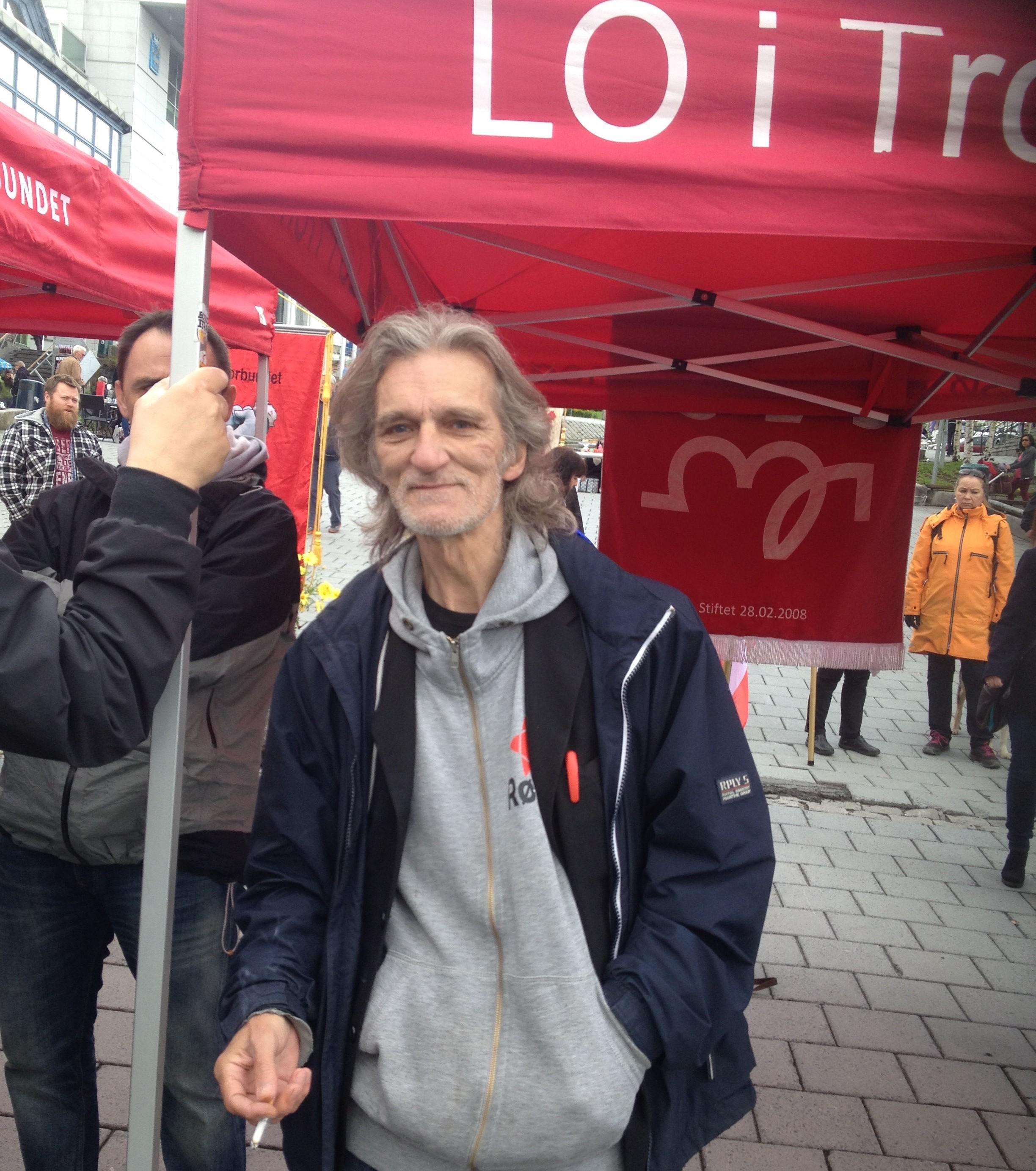 Jon Arne Jørstad
