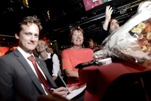 Jubel hos SV. Foto: Christian Boger