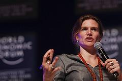 Økonomiprofessor Mariana Mazzucato