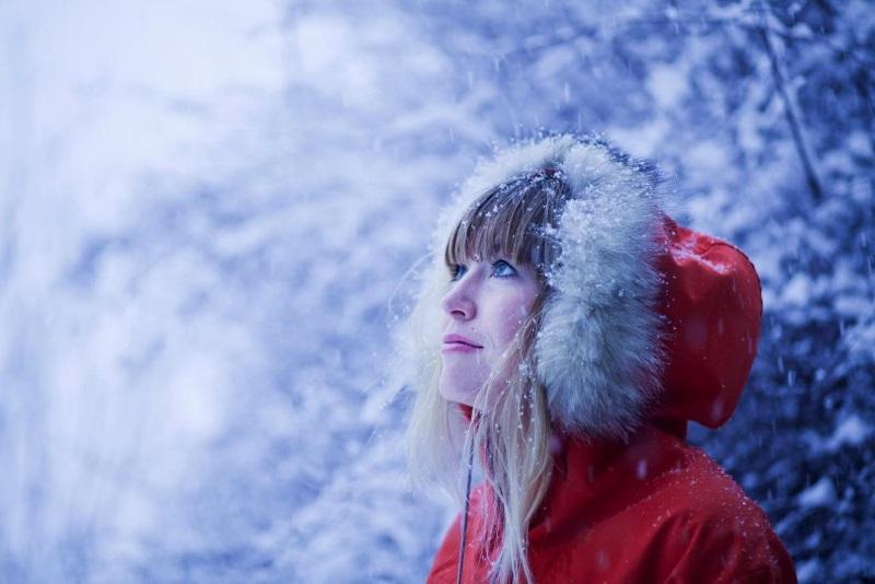 Vinter og tomhet