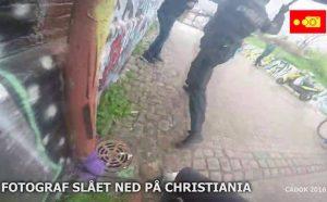 Stillbilde fra video av Christiania Dokumentar