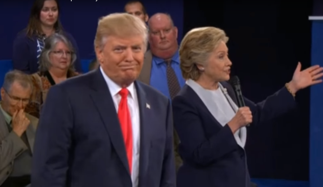 hvem fører valgkampen i usa