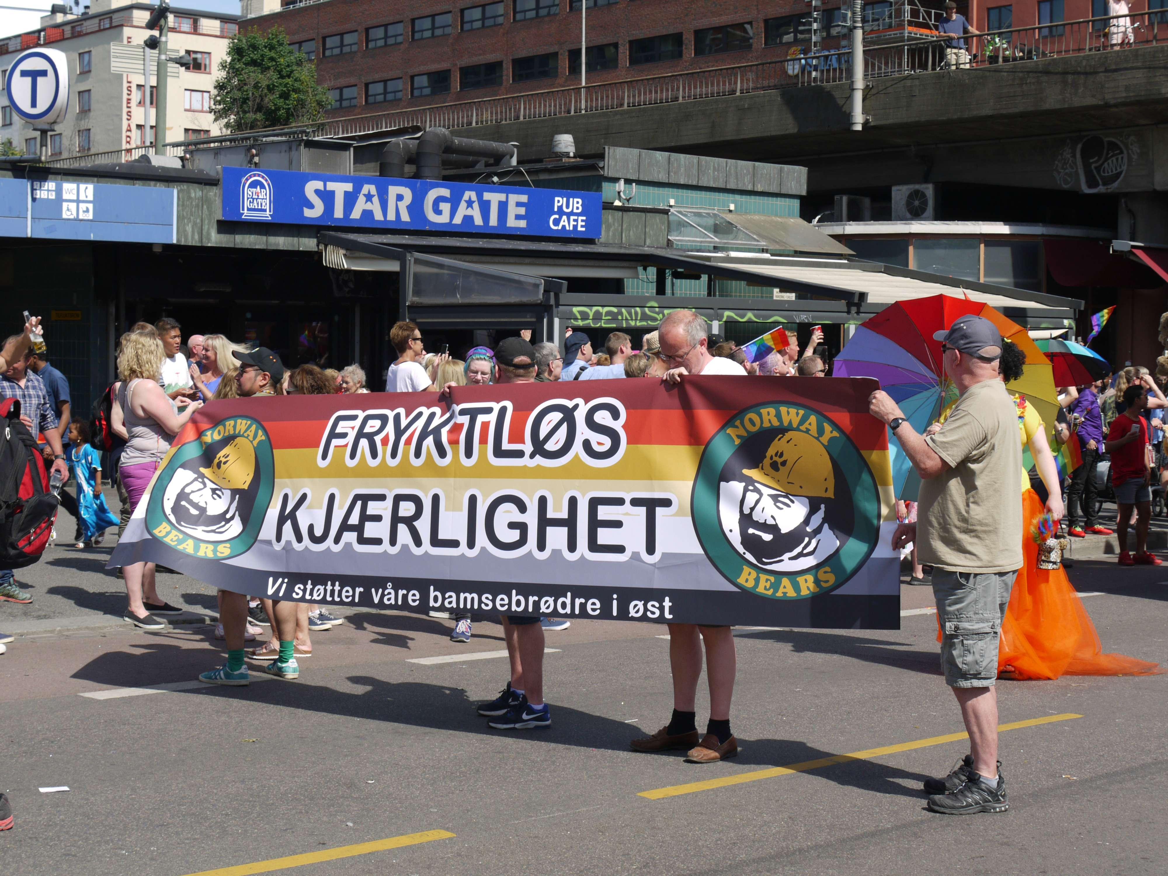 Oslo Pride 2017