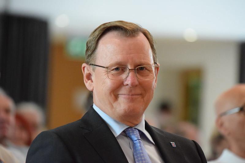 Bodo Ramelow, ministerpresident for Thüringen. Foto: Christliches Medienmagazin pro